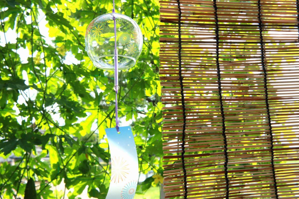 日本の夏の風物 風鈴